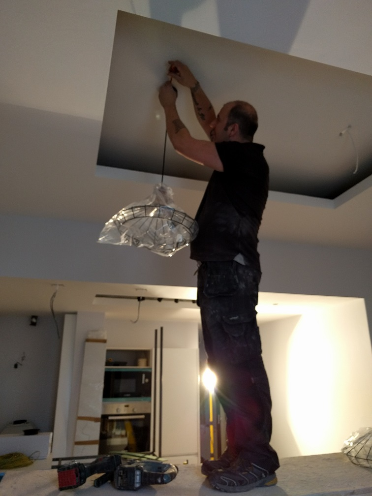 Lighting installer in Gillingham Medway