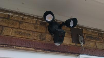 Camera installation in Medway